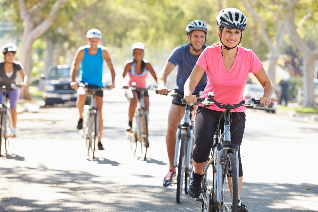 biciclete team building