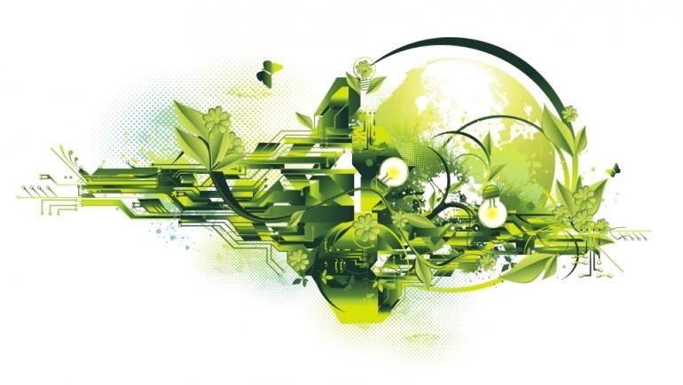 desen reciclare inteligenta