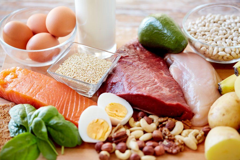 alimente pentru pregatirea mesei