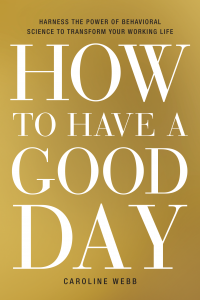 How to have a good day carte