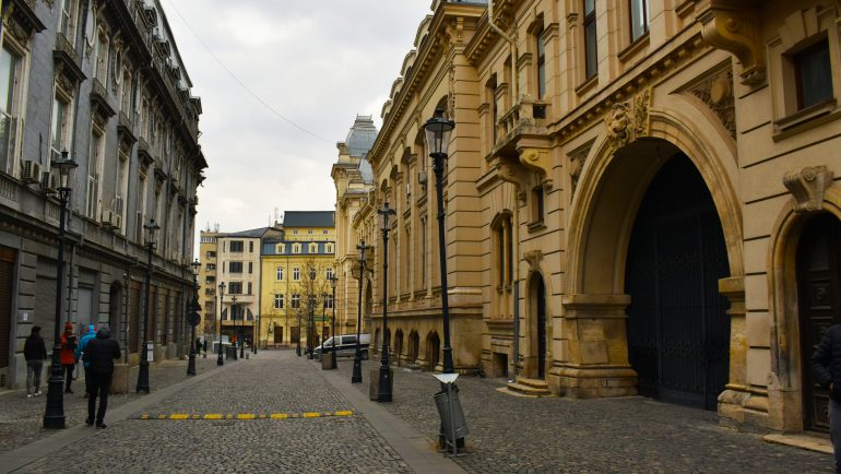 stradă veche