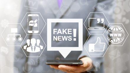 sursele fake news